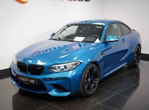 qcars blue bil
